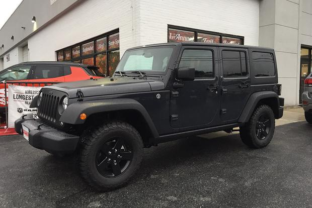 I Sold the Perfect Car for a Jeep Wrangler Unlimited featured image large thumb0
