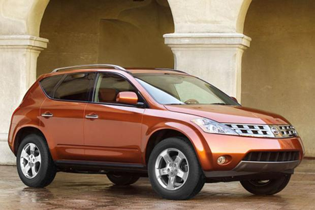 The Original Nissan Murano Made a Big Impact on the Crossover featured image large thumb0