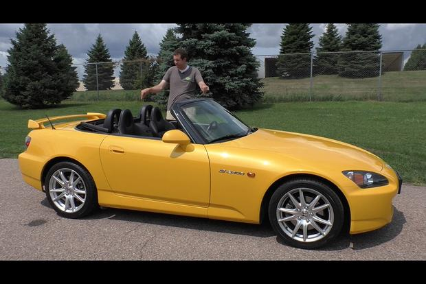 Here S Why Everybody Loves The Honda S2000 Autotrader