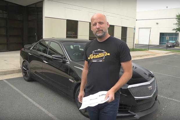 Here S Why The New Cadillac Cts V Is Worth Over 100 000 Autotrader