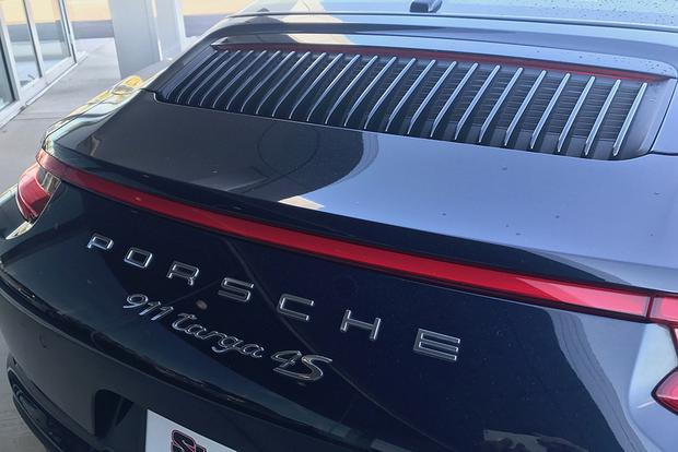 Porsche Is Basically Printing Complete Sentences on Its Cars Now featured image large thumb0