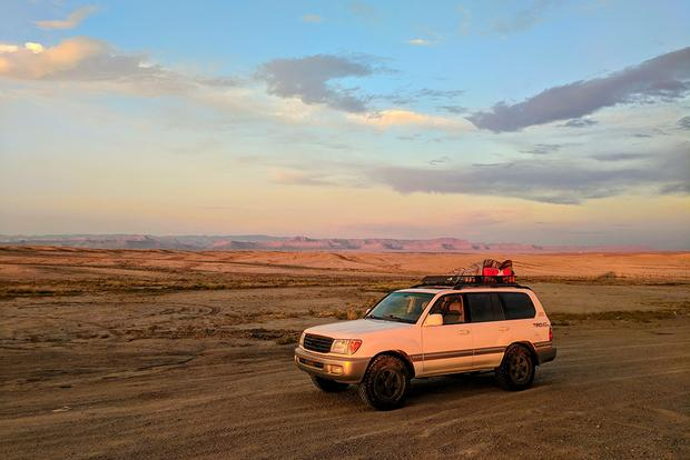 Ownership Report: A Year and a Half With a 20-Year-Old Toyota Land