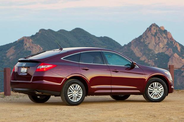 Fact The Honda Crosstour Was A Trend Setter