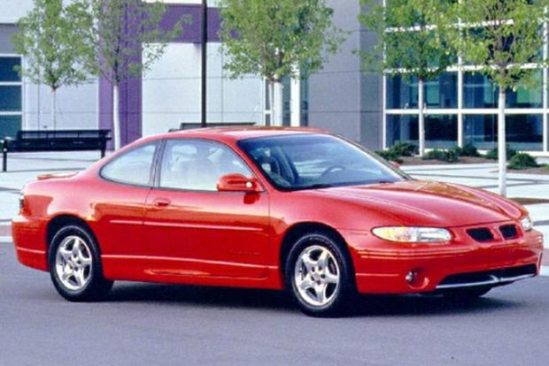 Grand Pre Car >> Remember When We Thought The Pontiac Grand Prix Gtp Was Fast