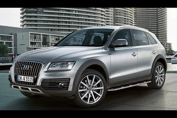 The Audi Q5 Off-Road Style Package Is an Odd (But Real) Upgrade featured image large thumb0