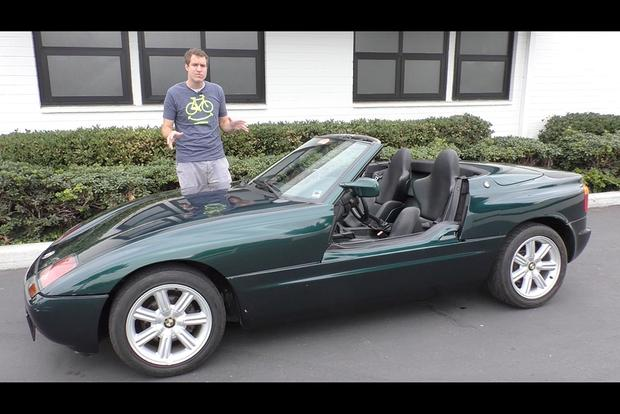 Here S Why The Bmw Z1 Is The Strangest Modern Bmw Autotrader