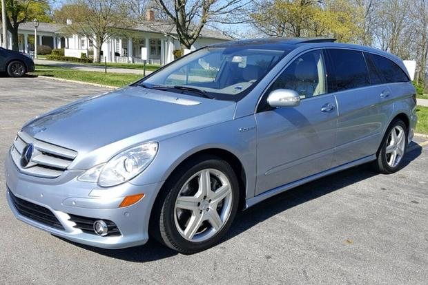 Here Are 5 Rare AMG Cars For Sale on Autotrader featured image large thumb0