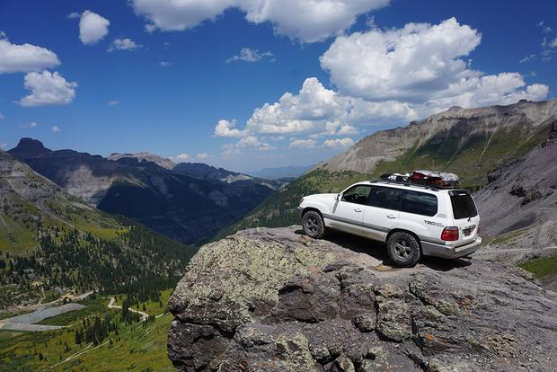Trip Report: Colorado's San Juan Mountains in a Toyota Land Cruiser featured image large thumb0
