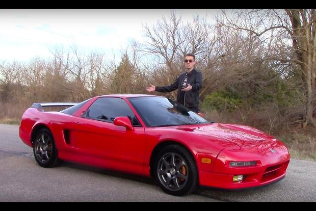 Stop Calling the First-Generation Acura NSX Boring! featured image large thumb1