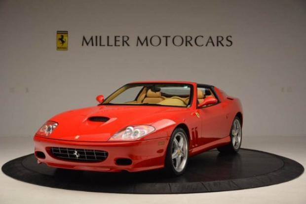 Autotrader Find Ferrari 575m Superamerica 6 Speed Manual For