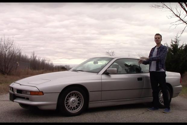 Video | I Bought the Cheapest BMW 850i on Autotrader featured image large thumb1