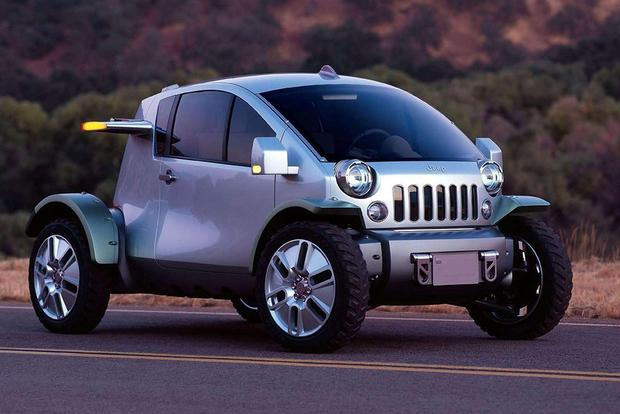 Jeep Has Made Some Really Weird Concept Cars