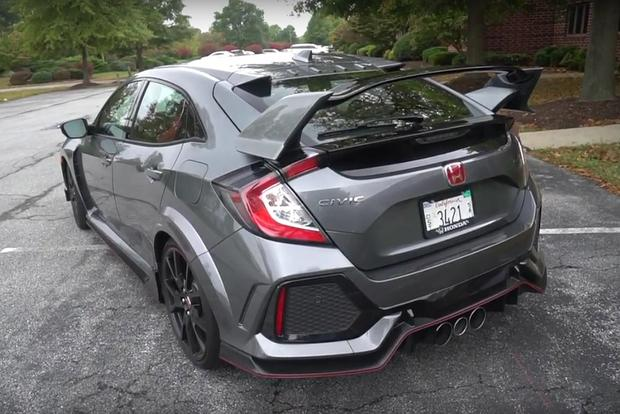 Expert Panel: Is the 2017 Civic Type R Better Than Its Rivals? featured image large thumb0