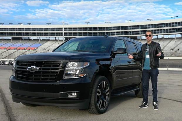 The 2018 Chevy Tahoe Rst Is A 78 000 High Performance Featured Image