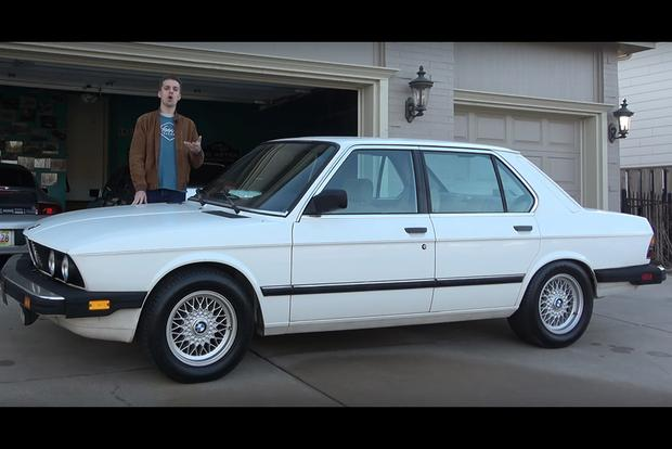 Here's Why the E28 BMW 535i Is Now Worth $50,000 featured image large thumb1
