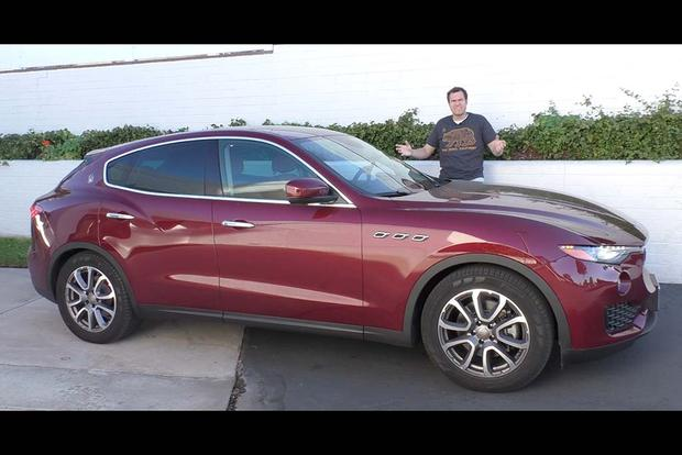Here's What I Think of the Maserati Levante featured image large thumb0