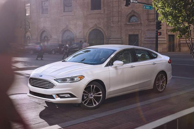 What Happens If The Ford Fusion Goes Away Autotrader