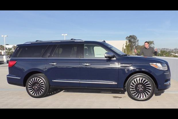 Video Here S Why The 2018 Lincoln Navigator Is Worth 100 000