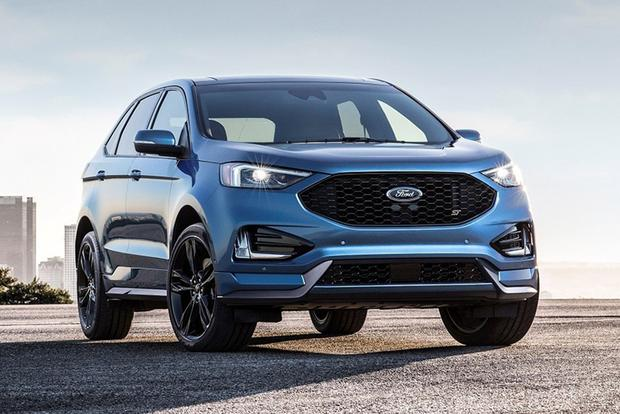 The Ford Edge St Signals The Future Of Practical Performance Cars