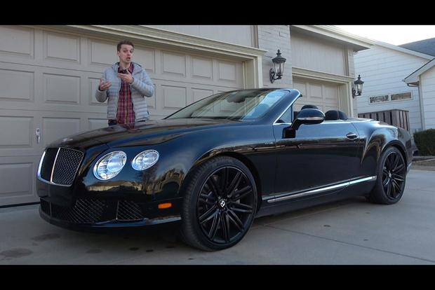 This 2014 Bentley Continental GTC Speed Depreciated Over $100,000 in 3 Years featured image large thumb2
