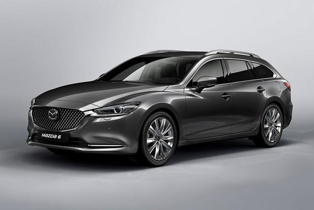 The Mazda6 Wagon Never Went Away And New One Is Gorgeous