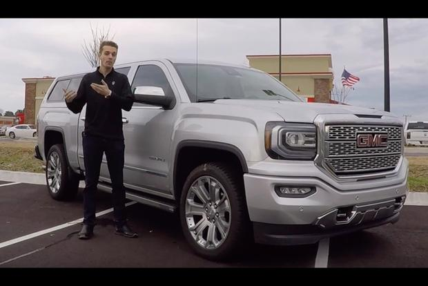Video | This $63,000 GMC Sierra Is Actually the Cheapest Luxury Vehicle on the Market featured image large thumb1