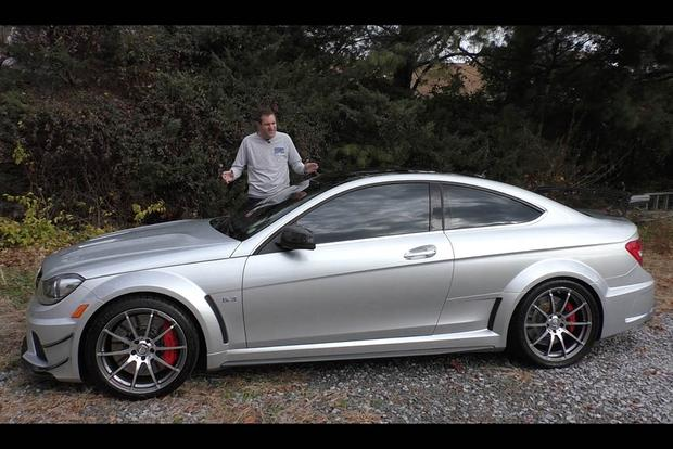 Video | The Mercedes-Benz C 63 AMG Black Series Is the Ultimate C-Class featured image large thumb1