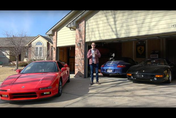 Video | I Traded My Perfect Acura NSX for a Broken Ferrari F355 featured image large thumb1