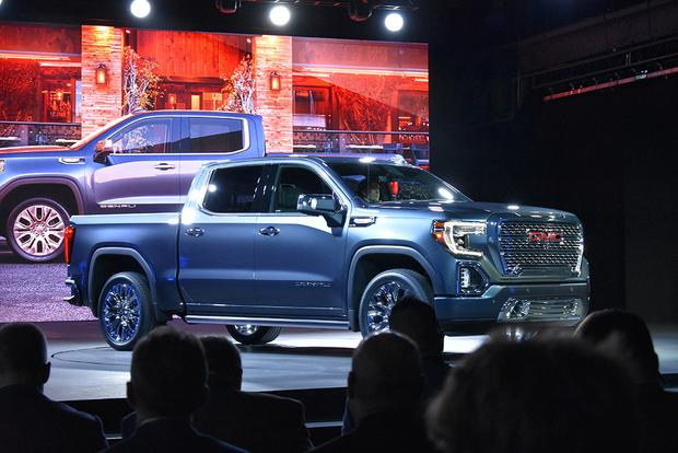 This Is The All New 2019 Gmc Sierra Autotrader
