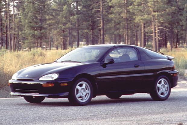 The 1990s Mazda MX-3 Was a Prophetic Picture of Mazda Today featured image large thumb0