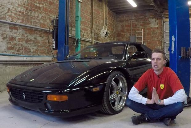 Video | Here's What Broke on My Cheap Ferrari F355 featured image large thumb1
