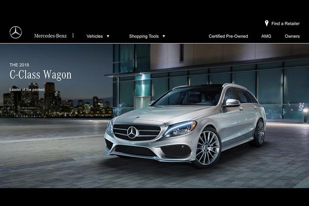Mercedes-Benz Sells the C-Class Wagon in Canada featured image large thumb0