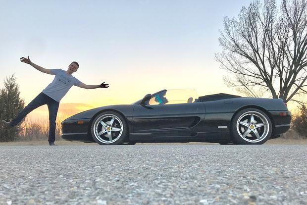 Here's Everything I Love About My Cheap Ferrari F355 featured image large thumb0