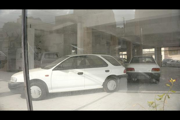 There's an Abandoned Subaru Dealership Full of Brand-New Old Cars featured image large thumb0
