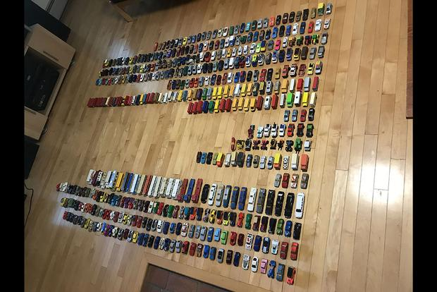 Here's Why I Own Over 14,000 Toy Cars featured image large thumb0