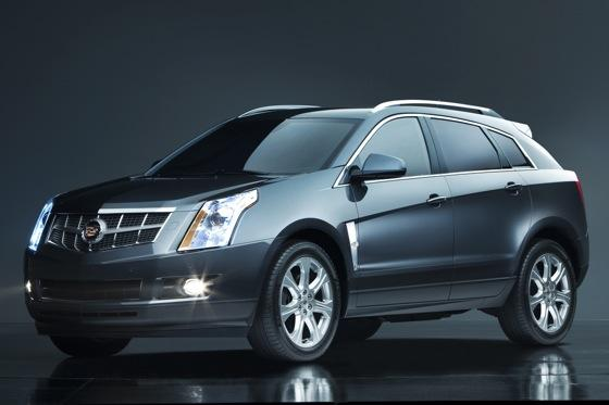 Cadillac Recalls 2011 SRX for Airbag Issue featured image large thumb0
