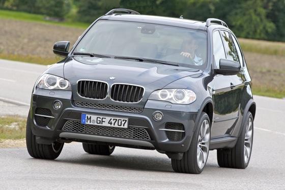 BMW Recalls Diesel X5  Autotrader