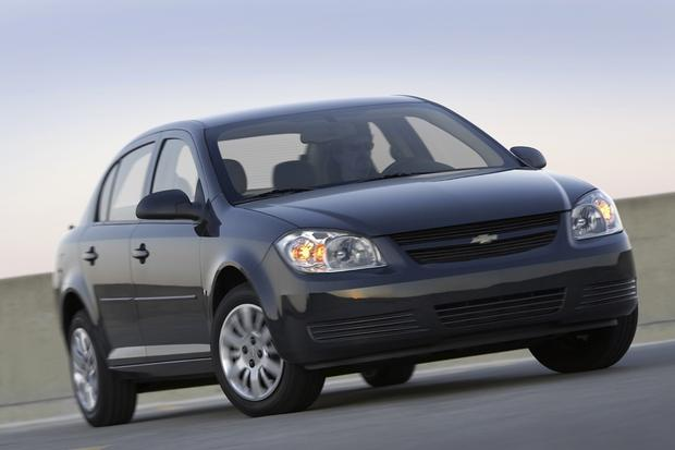GM Recall Affects 41,000 Vehicles, Including Cobalt, Equinox