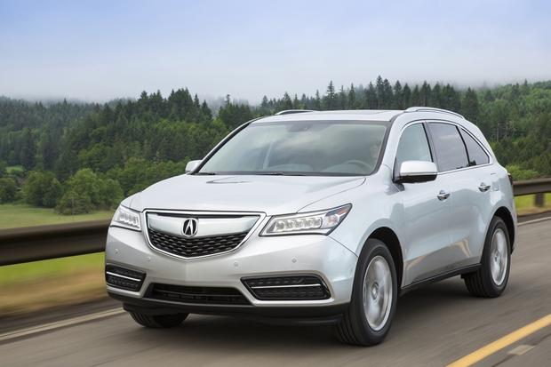 2014 Acura MDX: New Car Review featured image large thumb0