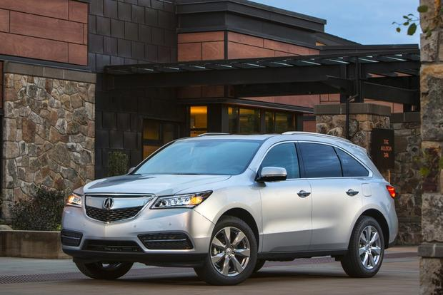 2017 Acura Mdx Real World Review