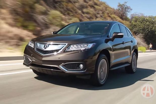 2016 Acura RDX: 5 Reasons to Buy - Video featured image large thumb1
