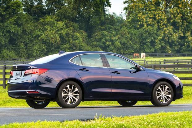 2015 Acura TLX: First Drive Review featured image large thumb0