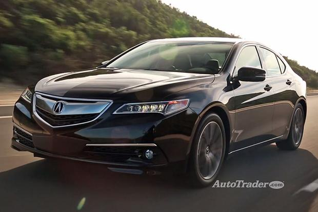 2015 Acura TLX: 5 Reasons to Buy - Video featured image large thumb1