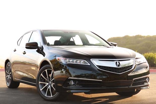2016 Acura TLX: 5 Reasons to Buy - Video featured image large thumb1
