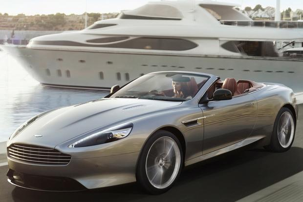 2013 Aston Martin DB9: Overview featured image large thumb0