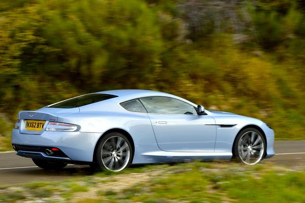 2014 Aston Martin DB9: Overview featured image large thumb0