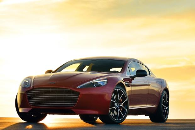 2014 Aston Martin Rapide S: Overview featured image large thumb0