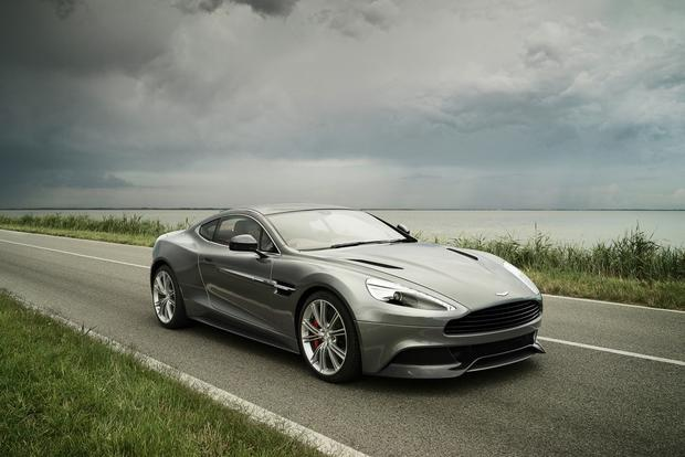 2014 Aston Martin Vanquish: Overview featured image large thumb0