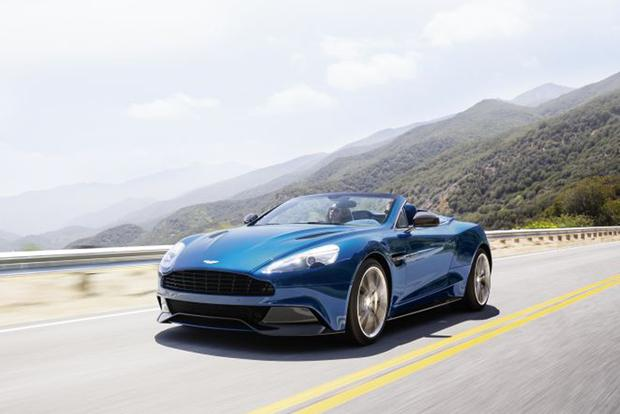 2014 Aston Martin Vanquish Volante: Overview featured image large thumb0