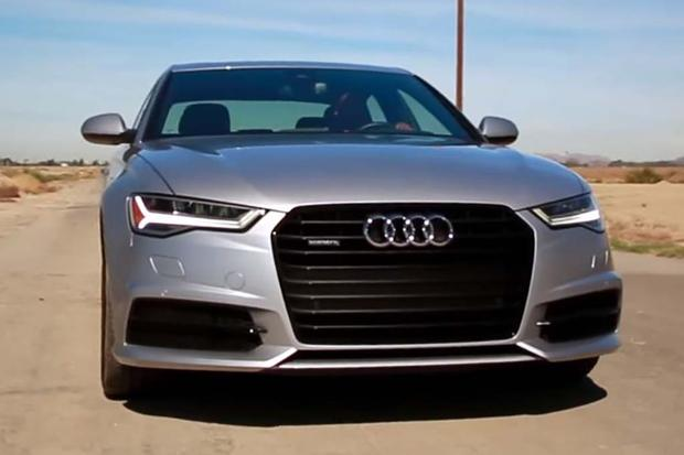 2016 Audi A6 3.0T: 5 Reasons to Buy - Video featured image large thumb1